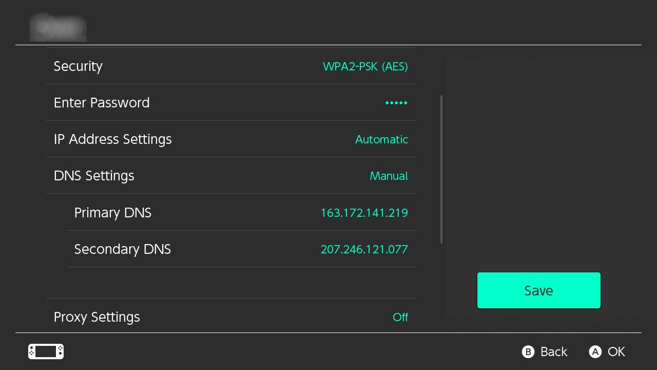 Switch dns 設定 ニンテンドースイッチでDNSエラーが発生した場合の対処方法!